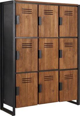 D-Bodhi Fendy locker large 9 deuren