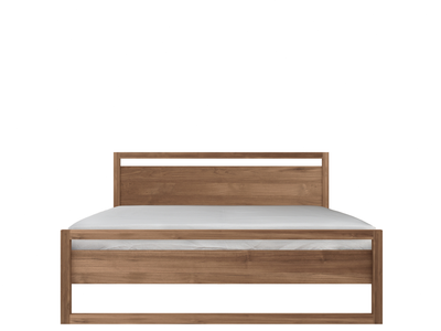 Ethnicraft Light Frame teak bed 160/200