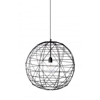 Bodilson Fireball hanglamp zwart
