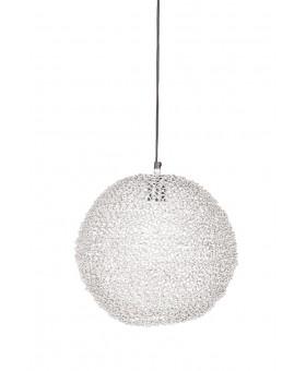 Bodilson Spinner hanglamp wit