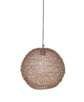 Bodilson Spinner hanglamp gold