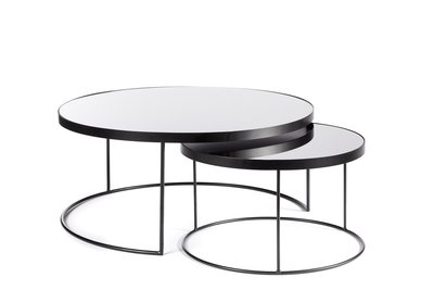 Bodilson black sun salontafel set