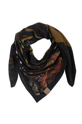 Zusss frivole sjaal kunst
