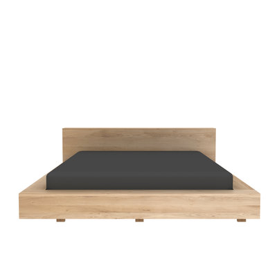 Ethnicraft Madra oak bed 160-200