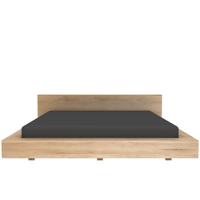 Ethnicraft Madra oak bed 180-200