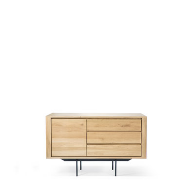Ethnicraft shadow sideboard 1 door 3 drawers