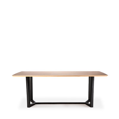 Ethnicraft facette dining table 204cm