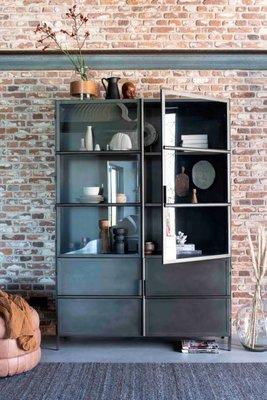 Bodilson Cabinet Ten black