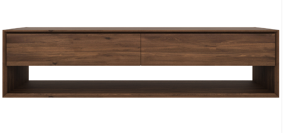Ethnicraft Nordic TV cupboard walnut