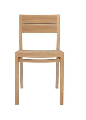 Ethnicraft Ex 1 chair oak