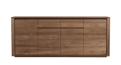 Ethnicraft Elemental sideboard teak