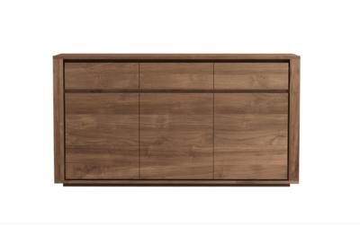 Ethnicraft Elemental sideboard teak 157cm