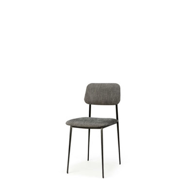 Ethnicraft DC dinning chair dark grey