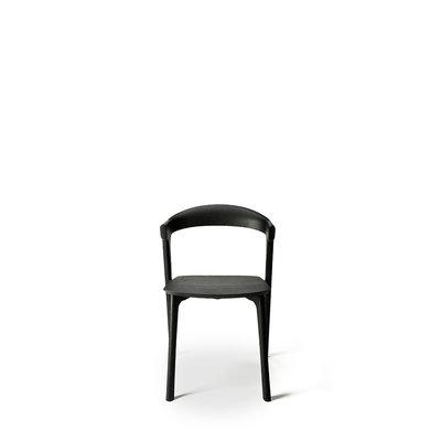 Ethnicraft Bok chair oak black