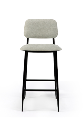 Ethnicraft DC counter stool low light grey