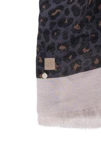 Zusss fijne sjaal leopardprint