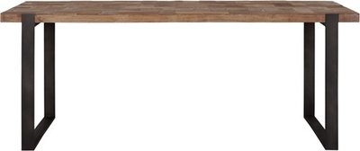 Timeless Dining Tabe Parquet 200cm