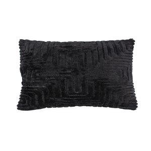By Boo Pillow Madam 35x55 cm - black