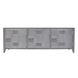 HKliving tv locker grey