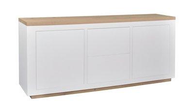maatwerk vermeer meubelen Fris dressoir met 2 deuren en 2 lades