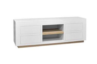 Allure tv meubel met 4 lades en 2 open vakken