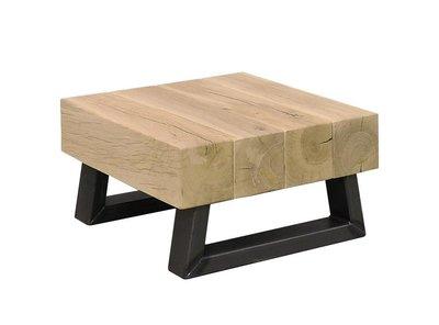 Maatwerk Bonk salontafel
