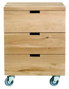 Ethnicraft: Office Oak Billy Box