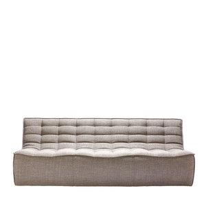 Ethnicraft N701 sofa - 3 seater - Beige