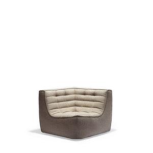 Ethnicraft N701 sofa - corner - Beige