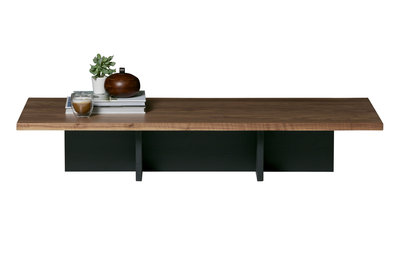 WOOOD Exclusive James salontafel geschuurd grenen