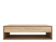 Ethnicraft oak Nordic coffee table 120